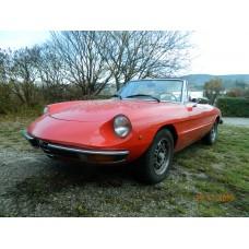 Alfa Spider 2000 Bj.05-1981